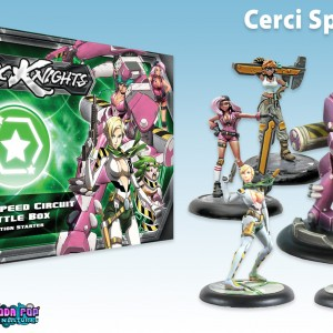 Cerci Speed Circuit Battle Box
