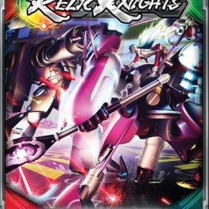 Relic knights Darkspace Calamity Rulebook