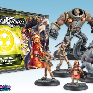 Relic Knights Doctrine Battle Box