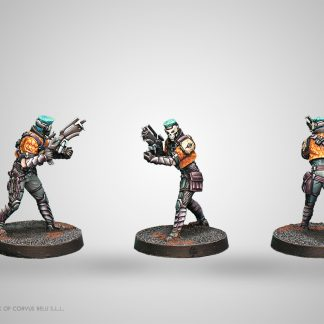 Authorized Bounty Hunter with Combi Rifle