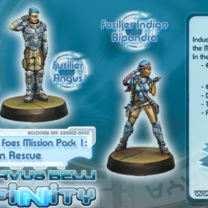 Dire Foes Mission Pack 1