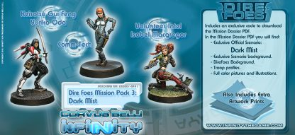 Dire Foes Mission Pack 3