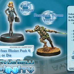 Dire Foes Mission Pack 4