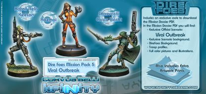 Dire Foes Mission Pack 5