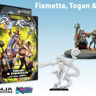 Fiametta, Togan & Cecilia