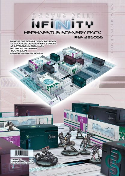 Hephaestus Scenery Pack
