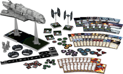 Imperial Assault Carrier Contents