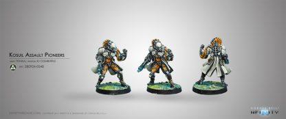 Kosuil Assault Pioneers