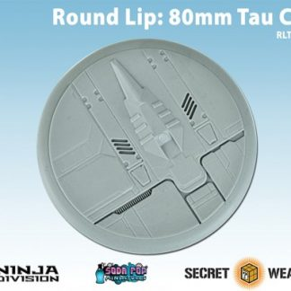 Round Lip 80mm Tau Ceti Base