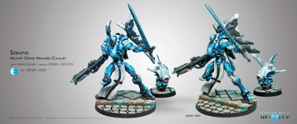 Seraph, Military Order Armoured Cavalry