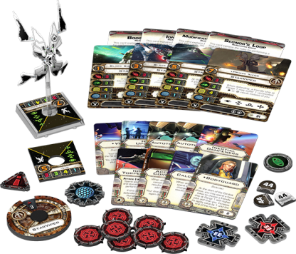 StarViper Expansion Pack Contents