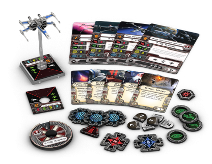 T-70 X-Wing Expansion Pack Contents