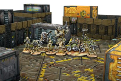 USAriadna Army Pack Miniatures in game picture 2