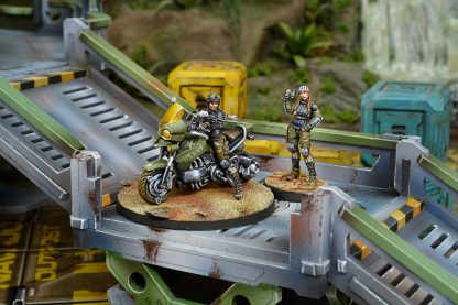 USAriadna Army Pack Miniatures in game picture 3
