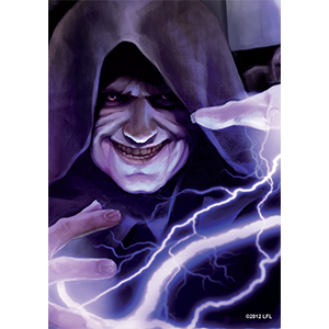 Force Lightning Card Game Sleeves