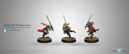 Jeanne d'Arc 2.0 (Mobility Armor) (Spitfire)