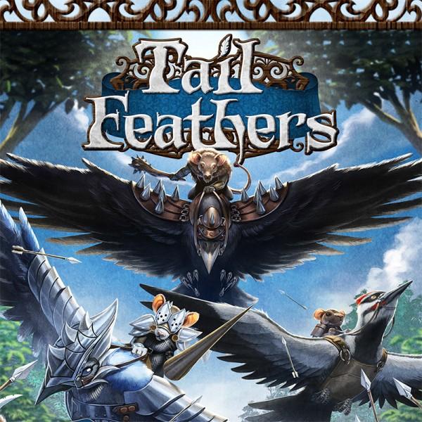 Tail Feathers Box art