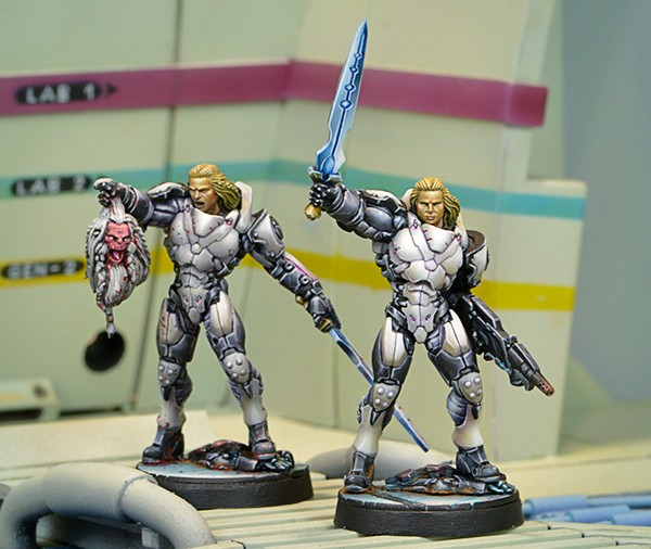 Achilles v2 (Hoplite Armour) 10th Anniversary Limited Edition 2 models