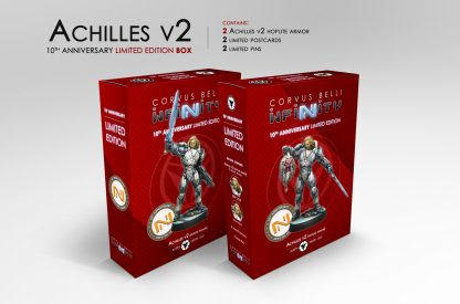 Achilles v2 (Hoplite Armour) 10th Anniversary Limited Edition Box