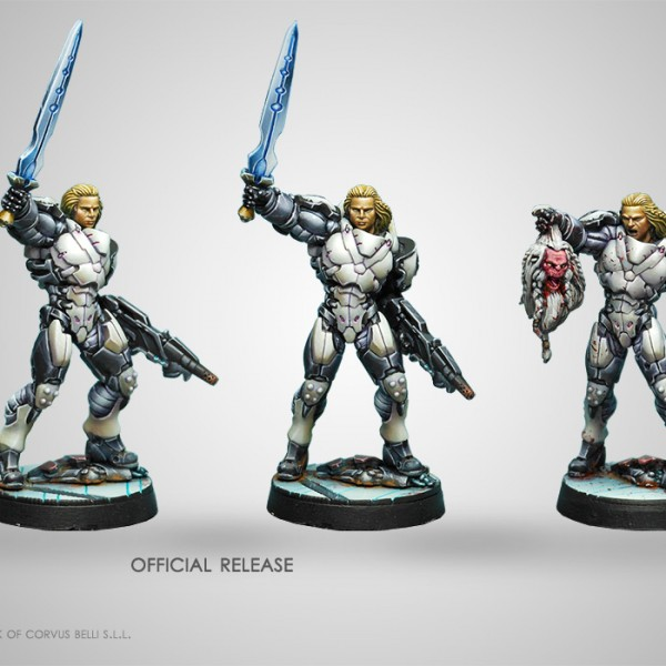 Achilles v2 (Hoplite Armour) 10th Anniversary Limited Edition