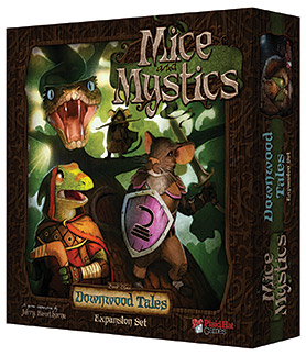 Downwood Tales Expansion for Mice and Mystics
