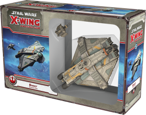 Ghost Expansion Pack from X-Wing Wave VIII