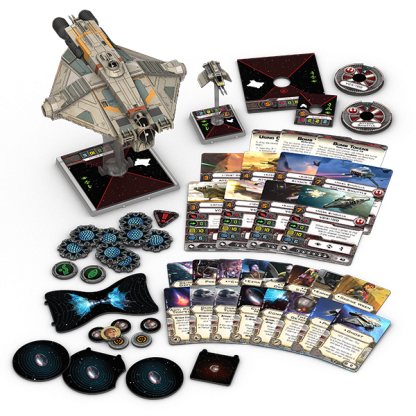 Ghost Expansion Pack contents