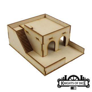 Desert Storage Building