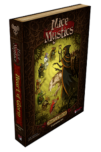 Heart of Glorm Expansion for Mice and Mystics