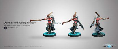 Oznat, Morat Hunting Regiment