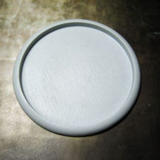 Round Lipped 80mm Hollow Blank Base (1)