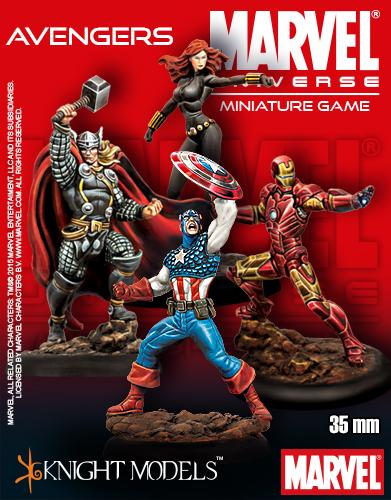 Avengers Starter Set