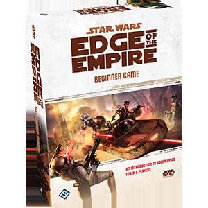 Star Wars: Edge of the Empire Beginner Game