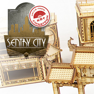 Chinatown for Sentry City
