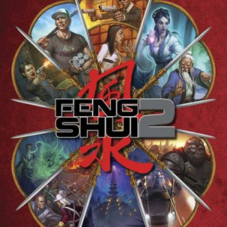 Feng Shui 2 Action Movie Roleplaying