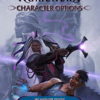 Numenera Character Options