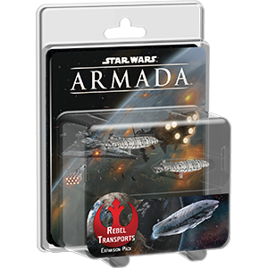 Rebel Transports for Armada