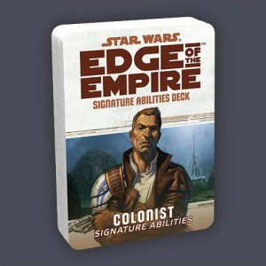 Colonist Signature Abilities Deck