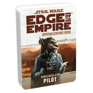 Smuggler Pilot Specialization Deck