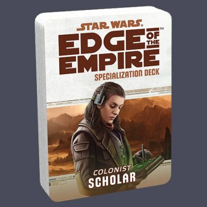 Scholar Specialization Deck for Colonists