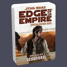 Scoundrel Specialization Deck for Smugglers