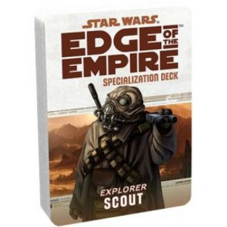 Scout Specialization Deck for Explorers