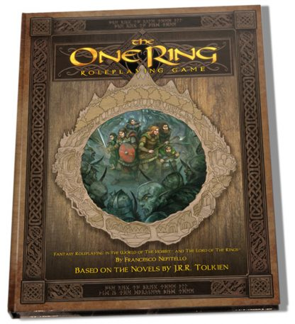 The One Ring Core Rulebook