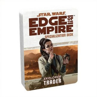 Trader Specialization Deck for Explorers