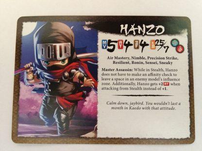 Hanzo's Card