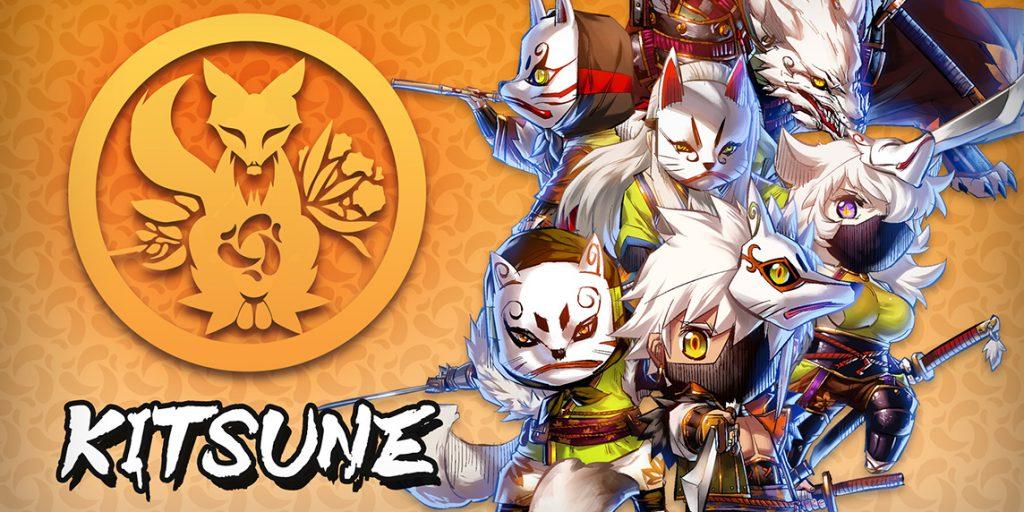 Kitsune slider - Ninja All-Stars