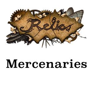 Relics Mercenaries