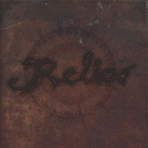Relics Rulebook Version 1.2 Front Cover