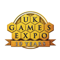 UK Games Expo 2016 Logo