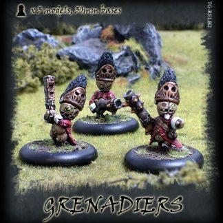 Britanan Grenadiers